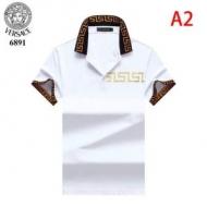 半袖Tシャツ 多色可選 大幅値下げをお見逃しなく ヴェルサーチ2020春トレンドカラー VERSACE 2020春夏の定番