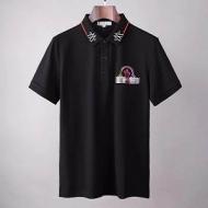 大人気新作2021 モンクレールTシャツ スーパーコピー MONCLER 激安通販  ラペル半袖 三色展開