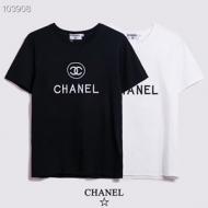 2021春夏新品をおすすめ 高質量刺繍ロゴ コットン100%抜群の着心地と安定感シャネルtシャツ