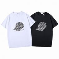 ディオール tシャツ帽子ロゴプリント人気激安 DIOR メンズ半袖スーパーコピー